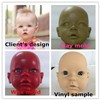 professional handcraft baby doll as for your design