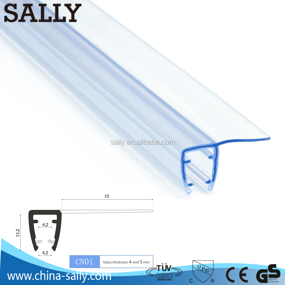 Shower Door Bath Screen Bottom Seal Strip Buy Glass Shower Door