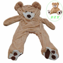 ICTI Factory Multicolor Unstuffed Giant Teddy Bear Skins