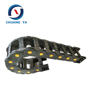 Chuangya Cable Drag Plastic Conveyor Chain