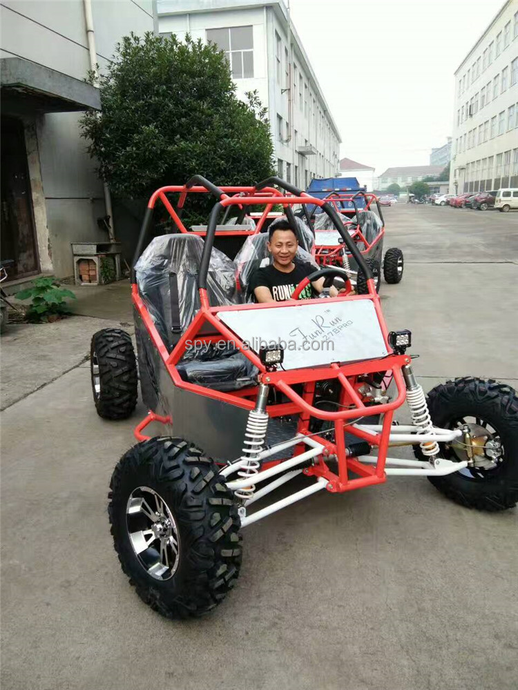 2017 New yongkang SPY Shaft Driving 300cc cool Jeep Go Kart