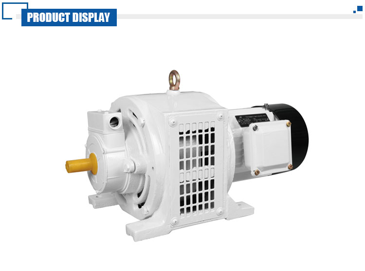High quality YCT magnet motor