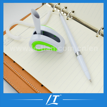 Multi-function Plastic Pen Holder Counter Desk Pens