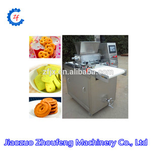 Commercial automatic cookies baking machine biscuit forming machine cookies maker