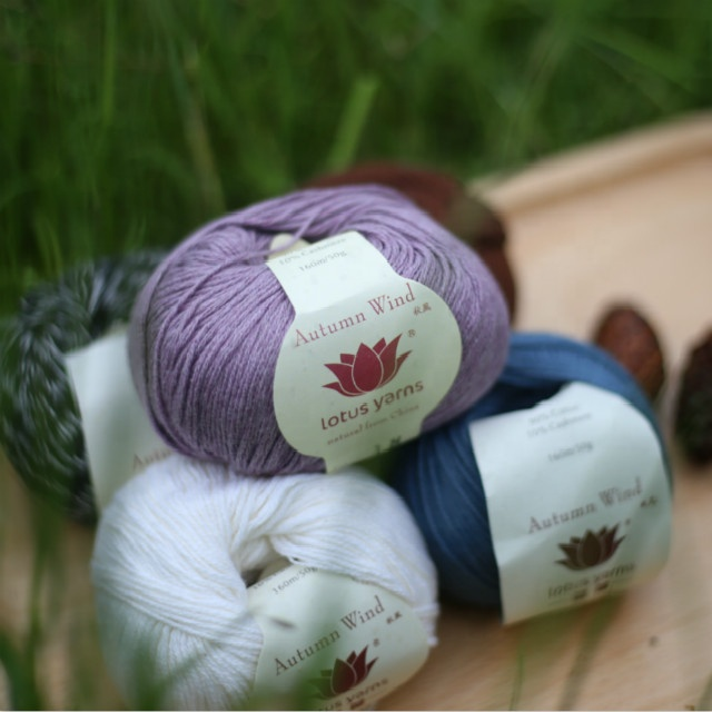 China Supplier Cheapest Wholesale Eco-Friendly Baby Cashmere Cotton Yarn For Hand Knitting