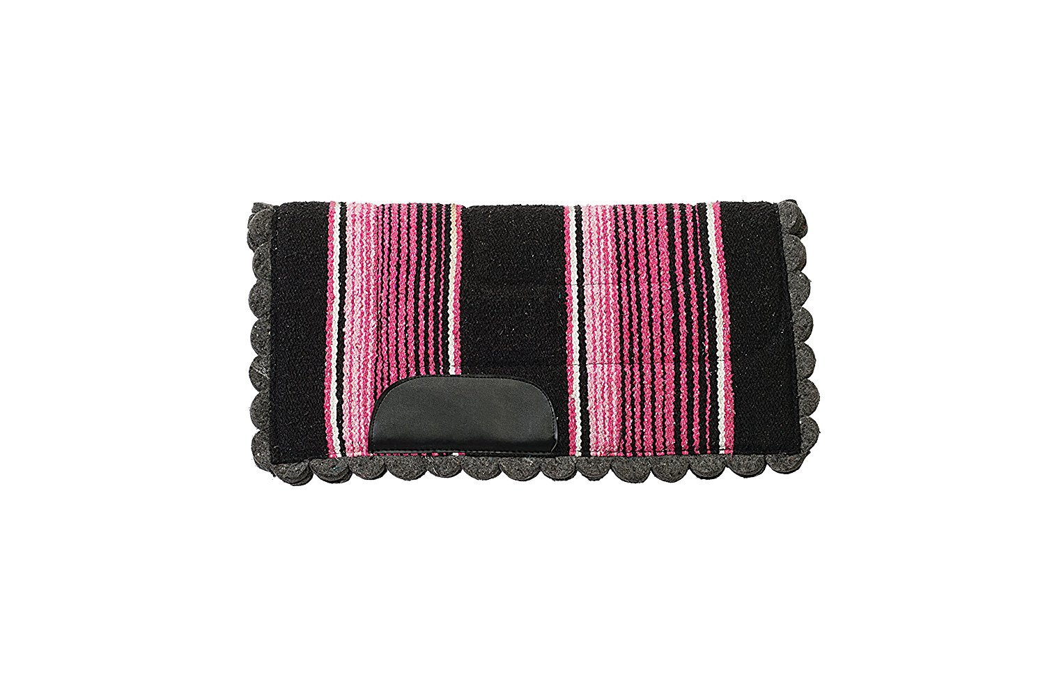 Weaver Leather Pony Felt Lined Navajo Saddle Pad