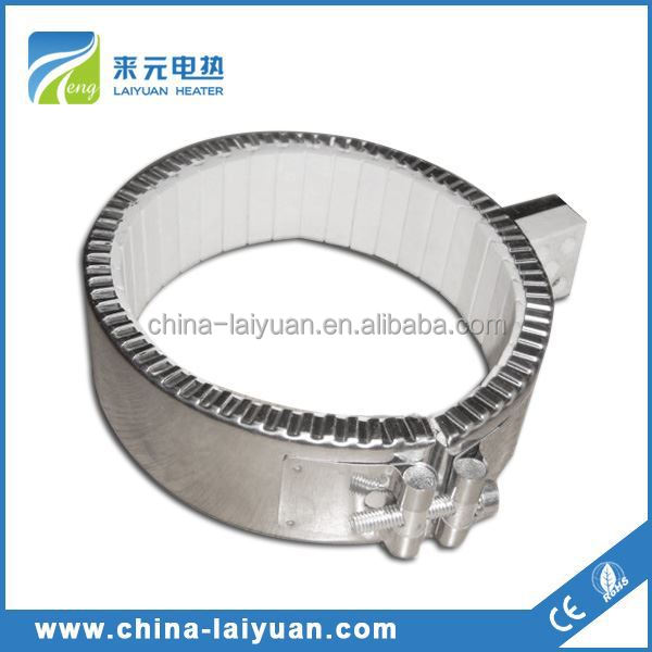 Film extruding machine ceramic band heating element 220v