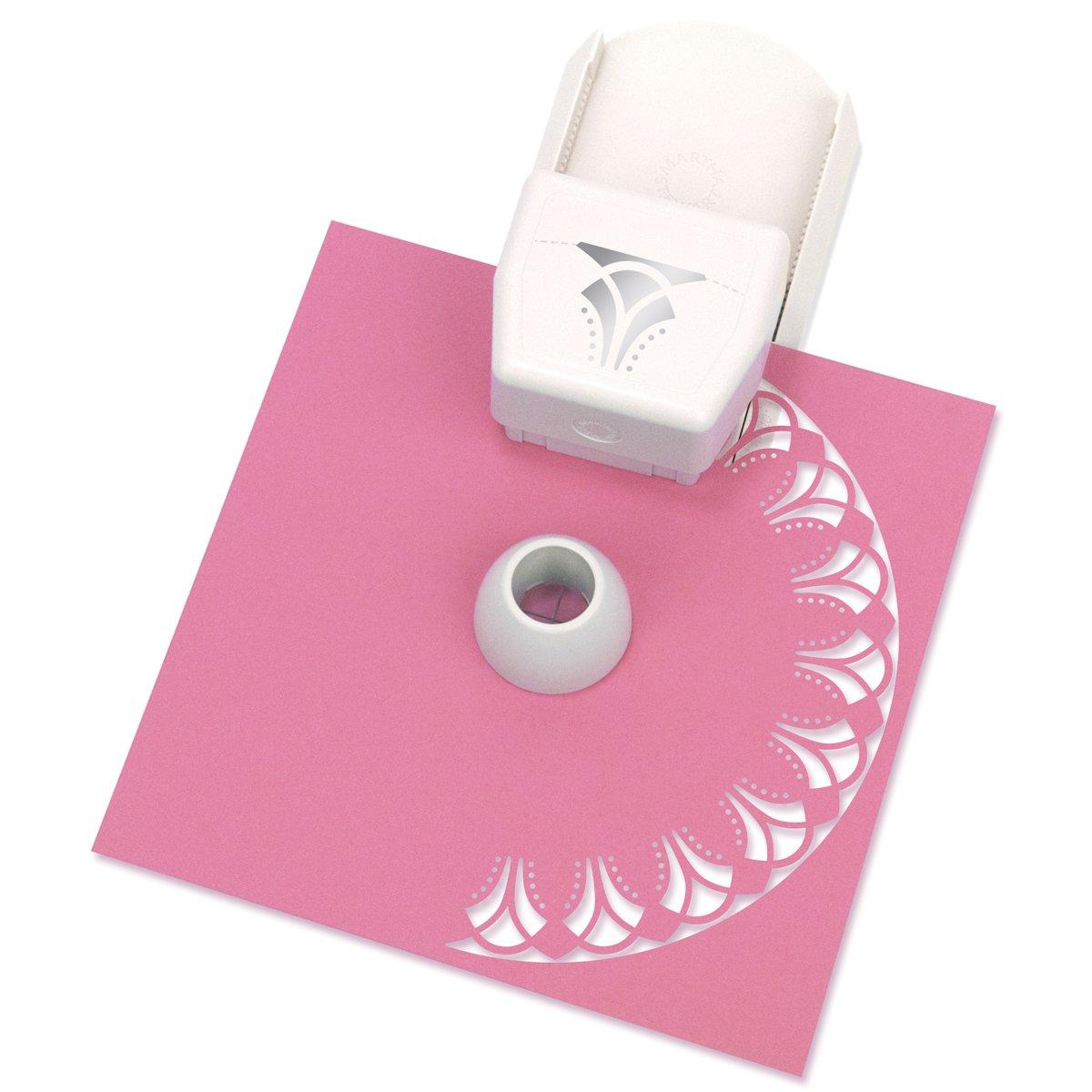 Martha Stewart Crafts Circle Edge Paper Punch, Flower Arches