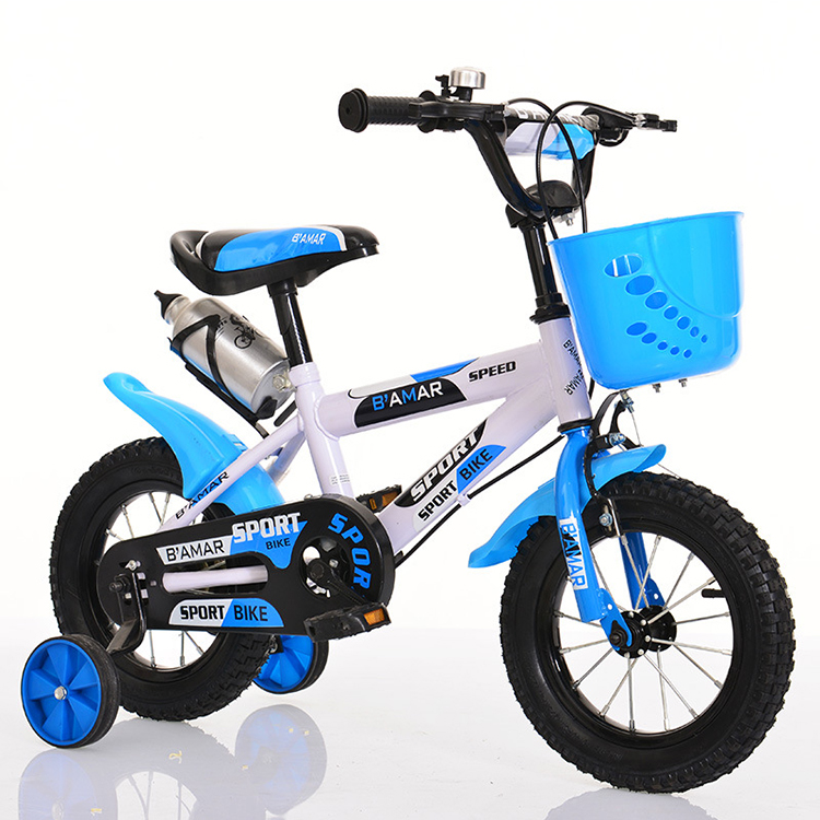 12 inch bicycle with Air tube / kids bike for little baby / small size kids bicycle with bottle