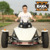 7kW Electric 3 Wheel Trike Car