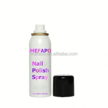 High Quality Wholesale Aerosol Spray Nail Polish Dry Faster Spray ...