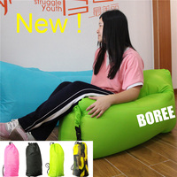 Wholesale Review Camping Outdoor Beach Air Bag inflatable lounger
