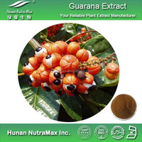 Top Quality Guarana Seed Plant Extract 4:1~20:1