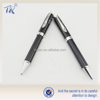 Best Quality Writing Instruments Promotional Metal Carbon Fibre Pen