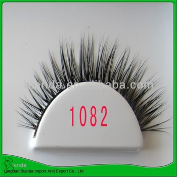Indonesia False Eyelashes Crazy Fake Eye Lash Wholesale