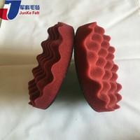 Multifunctional wheel drill foam waxing polish cone with low price