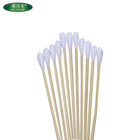 cleaning personal care wooden stick disposable beauty personal care cotton buds for children