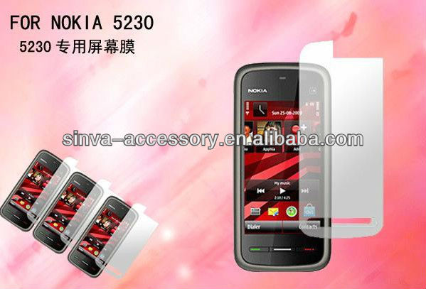 Hot sell Screen protector guard for Nokia 808