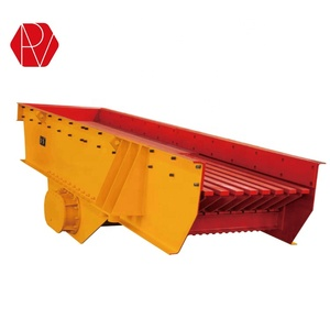Shanbao Vibrating Feeder Specification In China