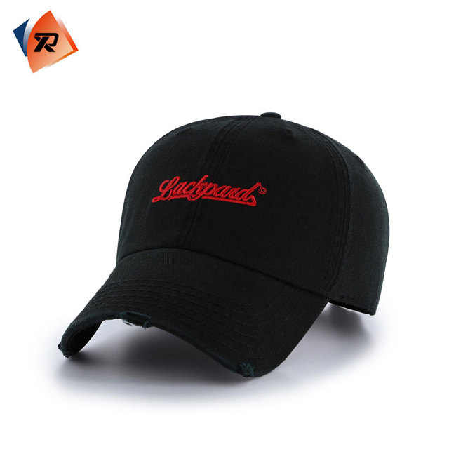 Promotional Plain Cap And Hat Custom 6 Panel Baseball Cap 070391f9d16a