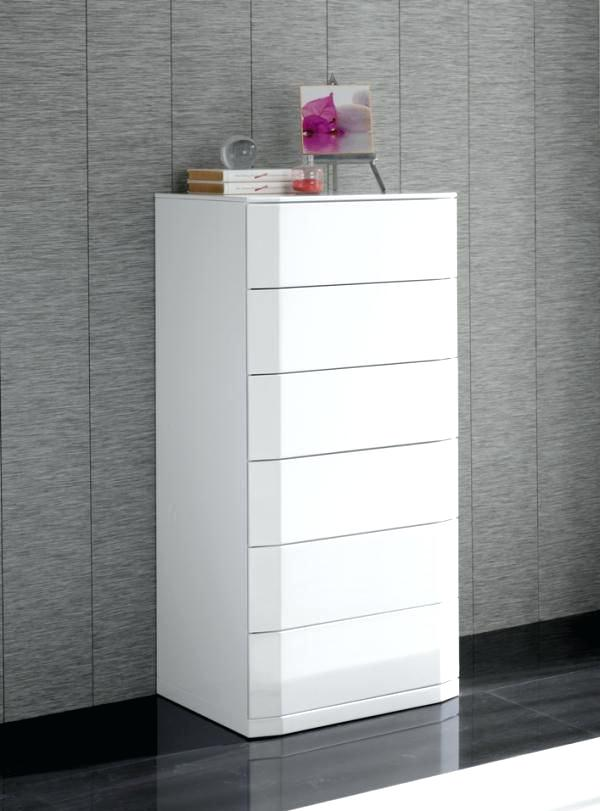 Modern Tall Dresser Chest Of Drawers In
