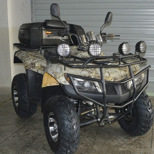 cheap eec approved diesel 4x4 300cc atv quad
