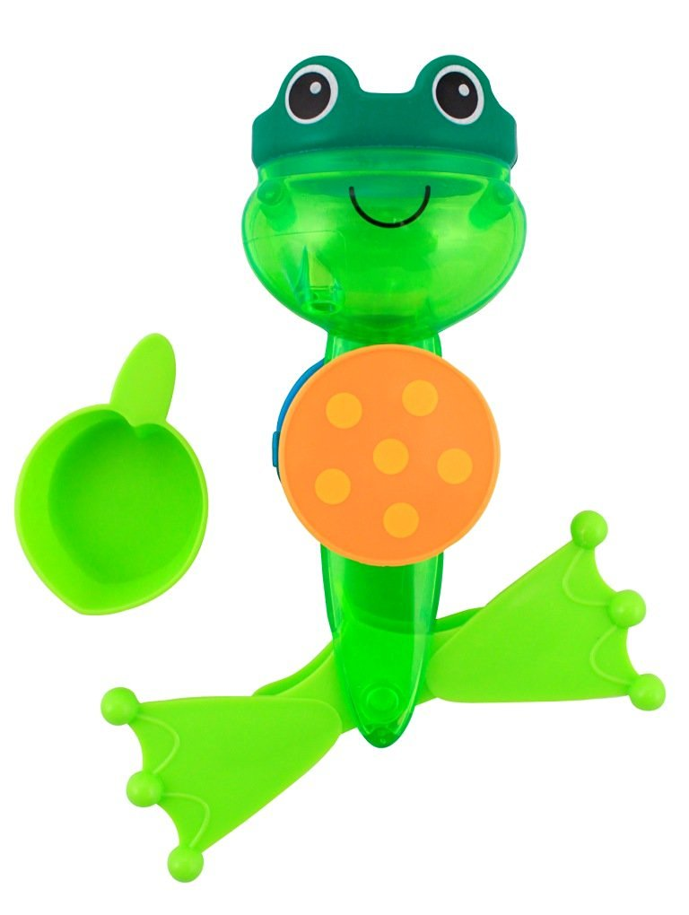 Buy Sassy Fill n Flip Frog Bath Toy (Discontinued by Manufacturer ...
