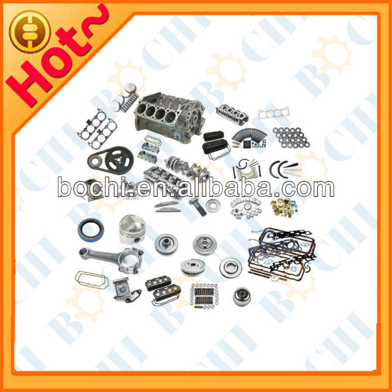 Japanese auto engine 2E spare parts for Toyota