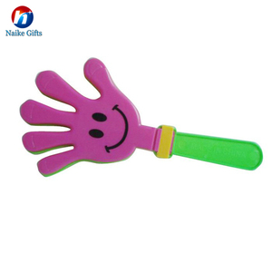 Cheap Custom Logo Noise Maker And Cheering Hand Clap Toy For Concert