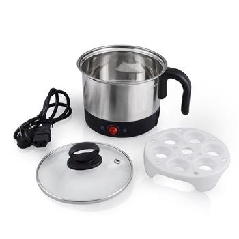 Terpanas Pintar Dapur Mini Cepat Anti Karat Panci Mendidih Elektrik Telur Cooker
