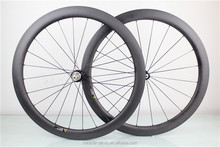 Popular Sapim X-RAY spokes full carbon road wheels, 56mm carbon wheels no brand