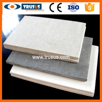 Healthy Care Exterior Thermal Insulation 1200X2400X6-20Mm Fiber Cement Decorative