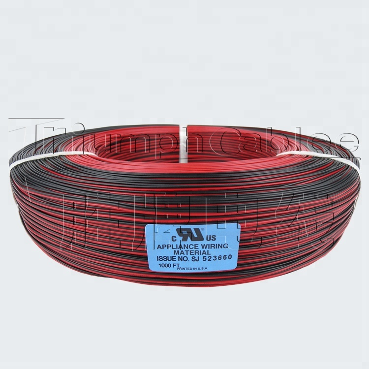 25 Metres Red//Black 2-Pin 26AWG PVC Stranded Wire 7//0.16mm LED Strips Lights