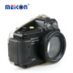 Meikon surfing camera case diving camera housing for 16mm sony nex5 professional audio video waterproof cover