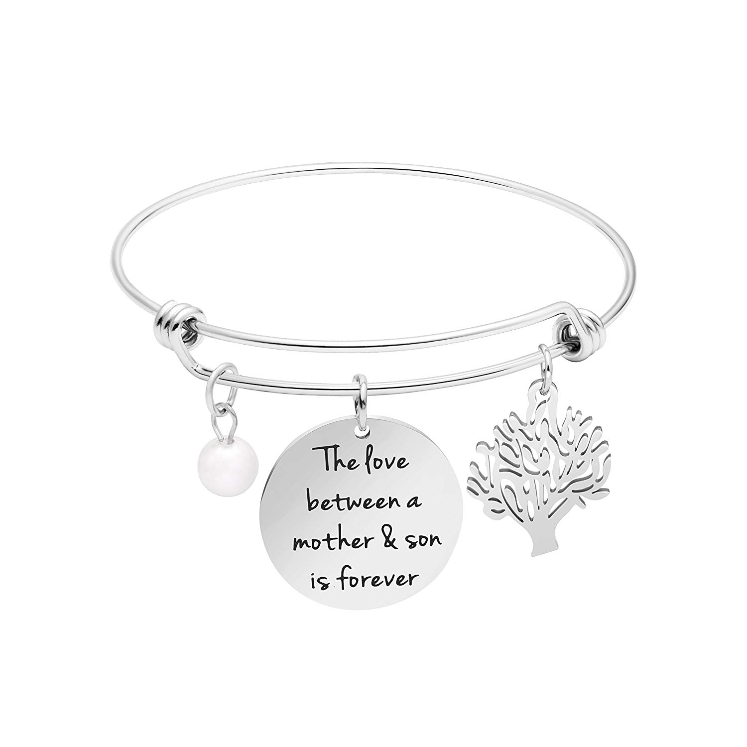 GiftJewelryShop Gold Plated Family Puzzle Bracelet Link Photo Italian Charm