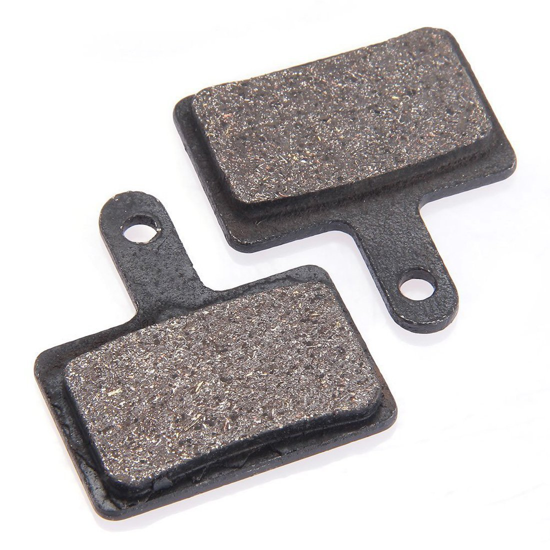 CY-Buity 2pcs Durable Square Disc Brake Pad For Mountain Road Bike Bicycle Cycling
