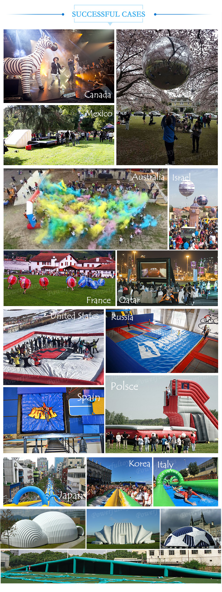 Commercial Amusement Park Inflatable Meltdown Game Inflatable Wipeout Game for Adult N Kids