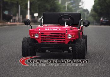 Mini Atv Willy 110cc Zongshen Engine Auto Manual Clutch 3 Speed Gear With  Reverse - Buy Mini Atv Willys,Mini Atv,Atv Product on Alibaba com