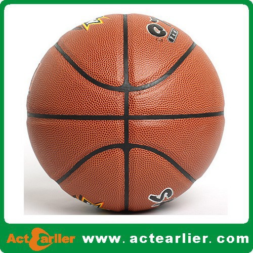 official size custom exercise basketball