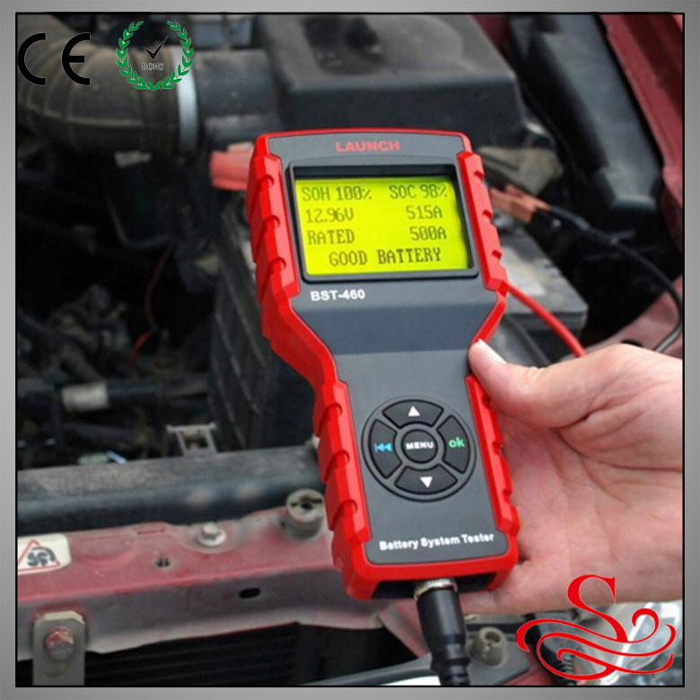 BST-460 battery capacity tester