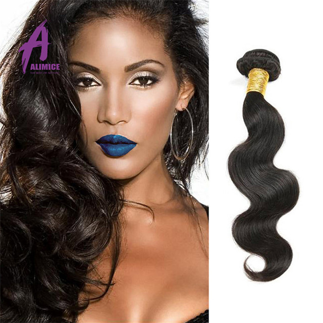 7a grade brazilian virgin body wave Peruvian remy Virgin Human hair extension Full and Intact Cuticle With lace closure