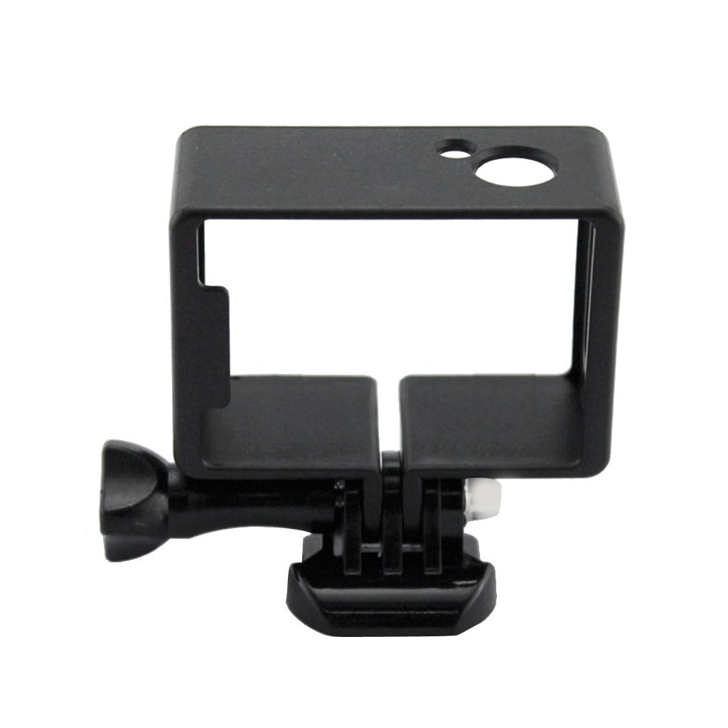 Cheap Bullet Sj4000 Action Camera Find Tas Sportcam Xiaomi Yi Gopro Hero 3 4 Bag Cam Get Quotations Magideal Protector Housing Side Frame Mount Border For Wifi