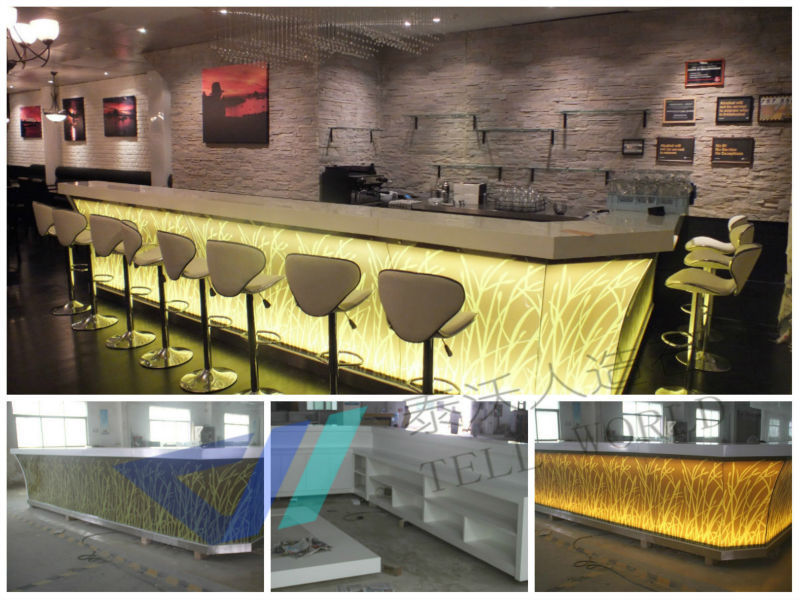 Marvellous Modern Bar Counter Design Ideas   Plan 3D House   Goles .