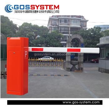 6 Meters Electric Barrier Gate Pole Car Park Barrier Buy