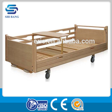 CE& ISO Approved 2-function wood free hospital beds , China wholesale vintage furniture