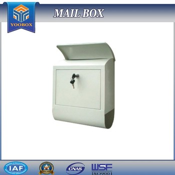 Newspaper delivery box