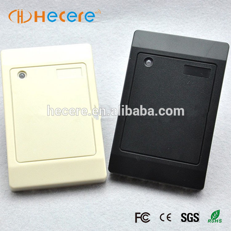 Dual Frequency outside NFC Reader RS485 RFID Reader 13.56mhz 125Khz