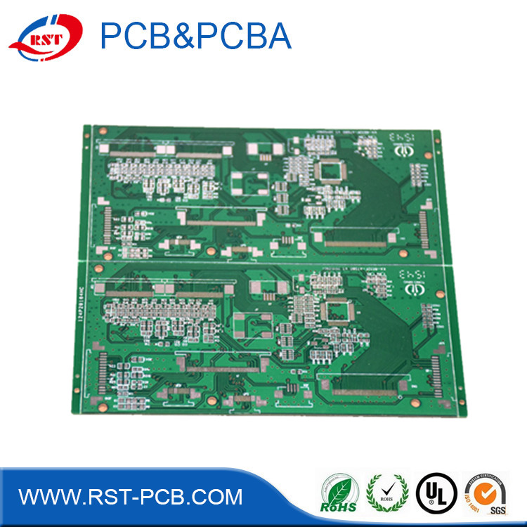 Competitive Price electronic ballast pcb board Rigid fr4 printed circuit board pcb with Microwave Induction