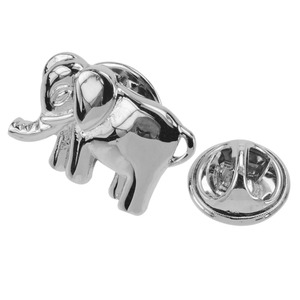 Men accessories suit animal elephant best lapel pin