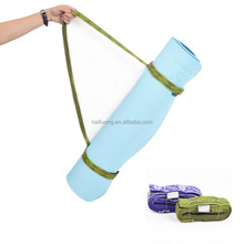 TPE Yoga Mats 1/2 Inch Thick With Carry Strap 181 x 61 x 0.6 cm (6mm Thick)